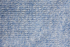 Knitted Fabric Detail Royalty Free Stock Photo