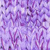 Knitted fabric seamless pattern. royalty free stock photography