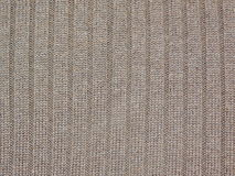 Knitted fabric in stripes royalty free stock photo