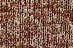 Knitted fabric. Texture. Royalty Free Stock Images