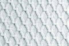 Knitted fabric texture Stock Photo