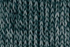 Knitted texture stock image