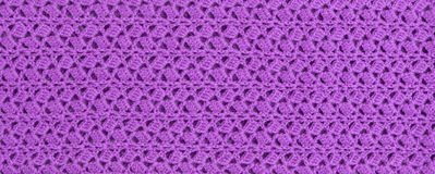 Knitted Fabric Texture Background Stock Photography
