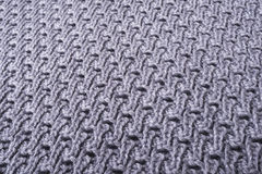 Knitted fabric texture. Knitted fabric background. Royalty Free Stock Photography
