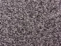 Knitted fabric texture. stock photo