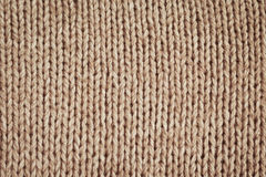 Knitted fabric wool texture close up Stock Photos