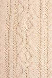 Knitted Fabrics Stock Images