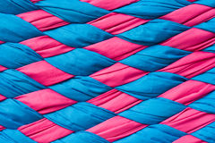Knitted fabrics. Stock Photo