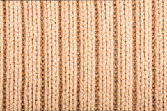 Knitted fabrics Stock Image
