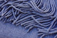 scarf fringe  Stock Images