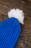 Knitted hat Royalty Free Stock Photos