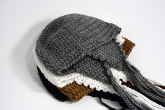 Knitted hats Stock Image