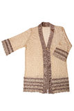 Knitted jacket Stock Photography