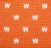 Knitted jersey Royalty Free Stock Photography