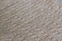 Knitted merino wool Stock Photos