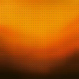 Knitted orange background Stock Photo