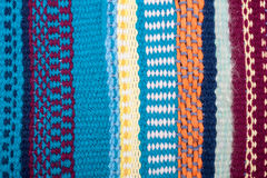 Knitted Pattern Crafting Texture background Royalty Free Stock Image