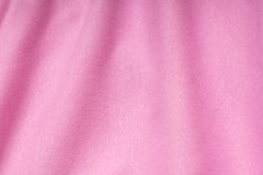 Knitted pink fabric Royalty Free Stock Images