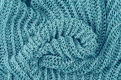 Knitted pullover background Stock Images