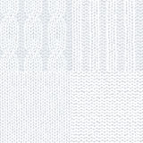 Knitted seamless background Royalty Free Stock Photos