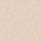 Knitted seamless pattern. Natural warm knitted fabric. Vector eps, added to swatches Stock Images