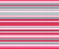 Knitted Vector Pattern Stock Photos