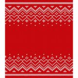 Knitted seamless pattern. Vector texture. Stock Photos