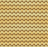 Knitted seamless pattern Royalty Free Stock Image