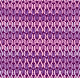 Knitted seamless pattern Royalty Free Stock Photography