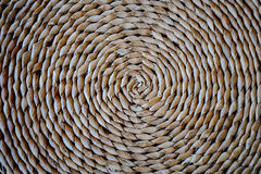 Knitted Spiral Texture Stock Photos