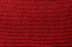 Knitted structure Royalty Free Stock Image
