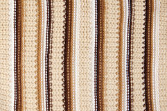 Knitted surface Royalty Free Stock Images