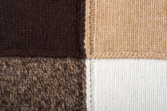 Knitted textile Abstract Backgrounds Royalty Free Stock Photo