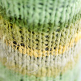 Knitted textile Stock Photo