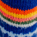 Knitted textile Royalty Free Stock Images