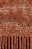Knitted texture. High resolution brown knitted texture Stock Photography