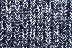 Knitted texture Royalty Free Stock Photography