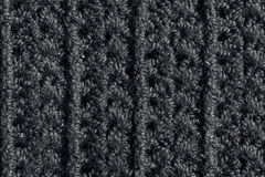 Knitted texture background Stock Photography