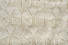 Knitted texture Stock Photos