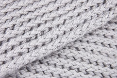Knitted texture Stock Photography