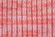 Knitted textured background Royalty Free Stock Images