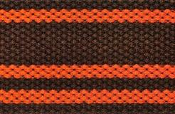 Knitted texturerar Arkivfoton