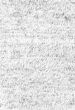 Knitted Tweed Texture background - Black and white Stock Image