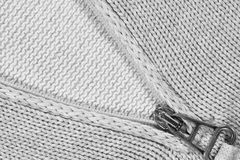 Knitted wool 1 Royalty Free Stock Images