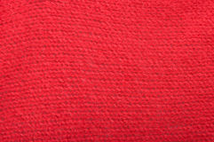 Knitted wool. Royalty Free Stock Image