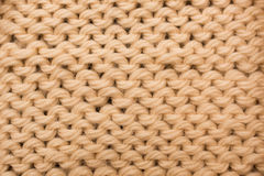 Knitted Wool Abstract Background Royalty Free Stock Images