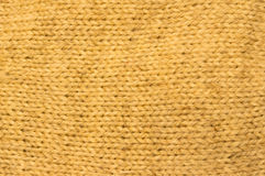 Knitted Wool Abstract Background Stock Photography