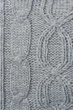 Knitted wool background Royalty Free Stock Photography