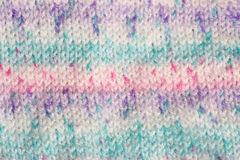 knitted wool jumper abstract Stock Photography