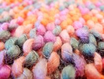Knitted wool Royalty Free Stock Image